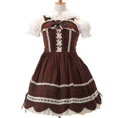 http://www.wunderwelt.jp/products/detail6801.html ☆ · .. · ° ☆ · .. · ° ☆ · .. · ° ☆ · .. · ° ☆ · .. · ° ☆ Rose lace jumper skirt BABY THE STARS SHINE BRIGHT ☆ · .. · ° ☆ How to order ↓ ☆ · .. · ° ☆ http://www.wunderwelt.jp/user_data/shoppingguide-eng ☆ · .. · ☆ Japanese Vintage Lolita clothing shop Wunderwelt ☆ · .. · ☆ #sweetlolita