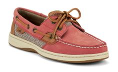 first cute Sperry color i've seen in a while... still not jumping for joy but i need a new pair. such a dilema.