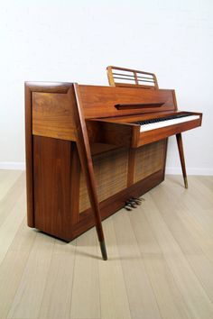 Rare Mid Century Danish Piano by Baldwin Acrosonic - limited edition