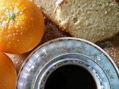 Αφράτο κέικ πορτοκαλιού με εκχύλισμα βανίλιας Moscow Mule Mugs, Fruit, Tableware, Food, Dinnerware, Tablewares, Essen, Meals, Dishes