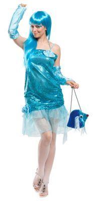 "Kleid+""Wassernixe"" € 24,99"