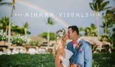 Maui Wedding Photographer | Aihara Visuals logo