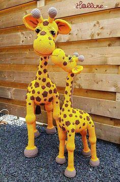 Crochet pattern Giraffe April crochet amigurumi giraffe, English, Dutch and German, zoo animal, giraffe toy - Amigurumi Amigurumi Giraffe, Giraffe Toy, Crochet Animal Amigurumi, Amigurumi Patterns, Crochet Animals, Crochet Dolls, Amigurumi Toys, Crochet Giraffe Pattern, Crochet Animal Patterns