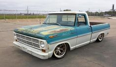 Ford f 100 1969: