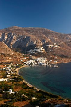 Amorgos island, Cyclades, Greece. - Selected by www.oiamansion.com