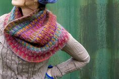 Inspira Cowl by celerystalk! - free  3 different versions in pattern @Andrea / FICTILIS Palmer b
