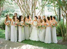 Birmingham AL wedding, bridesmaids dresses by @dessygroup  http://lesleemitchell.com/blog/2013/10/02/birmingham-al-wedding-2/