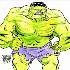 Marvel Art, Hulk, Fictional Characters, Fantasy Characters