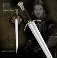 Lord of the Rings Sword of Boromir  www.iloveswords.com