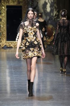 We never loved that much the baroque - New collection 2012 - 2013 by D
