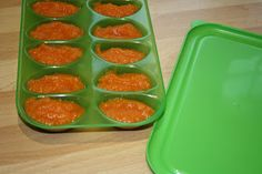 Gulrotmos Baby Food Recipes, Food And Drink, Yummy Food, Tips, Blog, Delicious Food, Blogging, Good Food