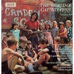 CAT STEVENS - The world of Cat Stevens - 1970