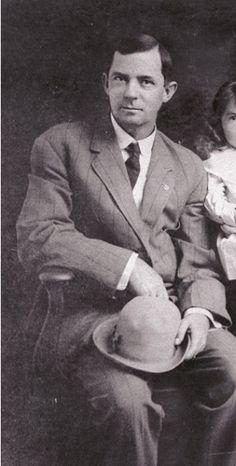 Joe Keaton, father of Buster Keaton