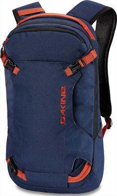 Dakine Heli Pack Ski Snowboard Backpack 12L Bozeman 6b457570f7030
