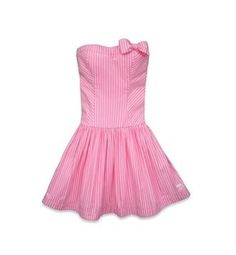 Abercrombie kids I love this dress