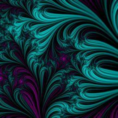 Daily Fractal Art for Fractal Geometry, Fractal Art, Fractal Images, Fractal Patterns, Psychedelic Art, Mandala Art, Resin Art, Art And Architecture, Art Images