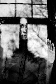 Frightning - Model: Anete Lusina