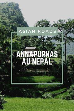 La destination préférée des français au Népal, et le paradis des trekkeurs ! Destinations, Paradis, Roads, Circuit, Road Routes, Street, Travel Destinations