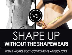 Shaping up without the shapewear!  #itworks #health #fitness #wellness #weightloss #bodywraps #crazywrapthing #wraps #summerready #summer #summerbody #tighten #tone #firm  www.facebook.com/itworksredmond www.itworkswithnicole.com