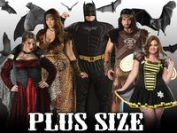 Plus Size costumes for adults with themes including Renaissance, funny, scary and superhero for men and women. Holiday Costumes, Halloween Costumes For Kids, Halloween Makeup, Halloween Ideas, Female Superhero Costumes Diy, Adult Costumes, Costumes For Women, Halloween 2015, Halloween Party