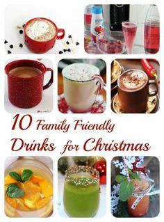 10 Family Friendly Drinks for Christmas - Ottawa Mommy Club - Moms and Kids Online Magazine : Ottawa Mommy Club – Moms and Kids Online Magazine