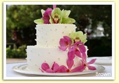 Do we want a wedding cake aboard the boat?