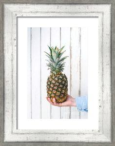 Pineapple Framed Print By Viktor Pravdica on Fine Art America