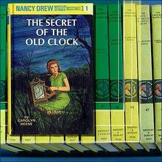 Read these and the Hardy Boys