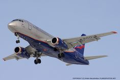Sukhoi Superjet 100, Airplanes, Russia, Aircraft, Aviation, Planes, Airplane, Plane