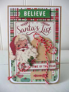 't Scrap Ateljeetje: Demo-Dag Christmas Cards Authentique Retro Christmas Cute Christmas Cards, Christmas Mini Albums, Christmas Journal, Christmas Scrapbook, Christmas Minis, Retro Christmas, Xmas Cards, Handmade Christmas, Holiday Cards