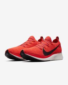 new product 4ea74 7fdc6 Nike Cross Brand Men s Running Shoe Zoom Fly Flyknit