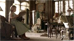 I recently went to see the film Stoker and wow- it did not disappoint. It's such an achingly beautiful film- watching it is like steppi. Great Expectations Movie, High Expectations, Miss Havisham, Image Film, Magic Forest, Renaissance Paintings, Looking Gorgeous, Costume Design, Actors & Actresses