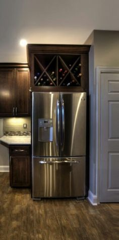 1000 Images About Top Of Fridge Storage On Pinterest