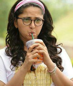 #cutie #sweety #beauty -----> Its our #Anushka Shetty   #InjiIduppazhagi on Nov7 <3  #anushkashetty #arya #love #tamilcinema #kollywood
