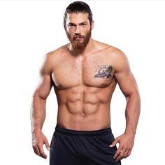 Man of steel Can (Yaman) Husband Best Friend, To My Future Husband, Turkish Men, Turkish Actors, Beautiful Men Faces, Gorgeous Men, Hot Guys Tattoos, Bear Men, Barefoot Men
