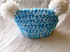 Crochet Newborn Hat  Baby Beanie  Newborn Baby by JMcnallyDesigns, $12.00