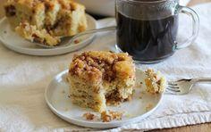 Maple Syrup Coffee Cake | Recipe