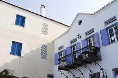 VISIT GREECE| Spetses, #island #atticaislands #Argosaronic gulf #greece #attica Visit Greece, Island, Mansions, House Styles, Home Decor, Decoration Home, Room Decor, Islands, Fancy Houses
