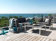 Classic Møbler - Oakland Home Outdoor Sofa, Outdoor Furniture Sets, Outdoor Decor, Wicker, Gazebo, Modern, Backyard, Interior Design, Inspiration