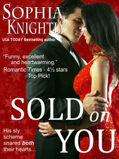 Sold on You (Tropical Heat Series, Book Two) (Kindle Edition)By Sophia Knightly Best Free Kindle Books, Books To Read, My Books, Tropical Heat, Romantic Times, Red Evening Gowns, Romance Novels, Bestselling Author, Book Lovers