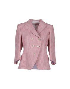 Tagliatore 02-05 Pink Boucle Blazer