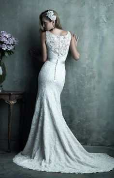 Allure Couture C284 Wedding Dress