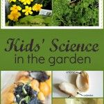 Kids' Science in the Garden