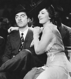 Myrna Loy and William Powell - The Thin Man Series from the 1930s and 40s