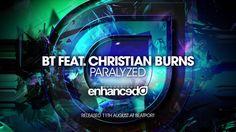 BT feat. Christian Burns - Paralyzed (Original Mix)