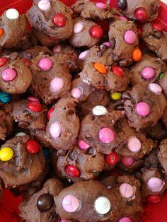 #cookies #deli #m&m's