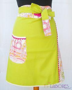 Apron Model : Dalia from HJ Labores by DaWanda.com
