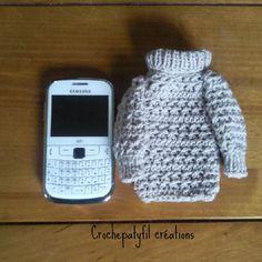 pull for phone(crochet)