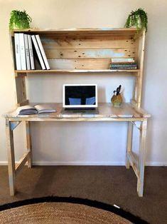 diy computer desk plans organizer