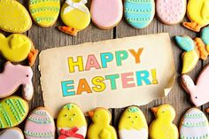 Get our Latest collection of {TOP Happy Easter wishes & Easter Sunday wishes which are handpicked and are the best to make your Happy Easter 2018 special. Sunday Wishes, Happy Easter Wishes, Happy Easter Day, Easter Dishes, Easter Eggs, Cookie Images, Easter 2018, Easter Season, Hot Cross Buns